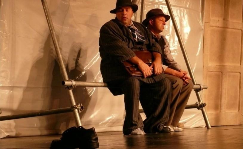Asteptandu-l pe Godot revine pe scena Teatrului din Sibiu
