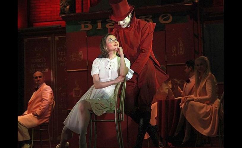 Paris, mon amour, la Teatrul Metropolis –  50 de reprezentaţii în 4 ani