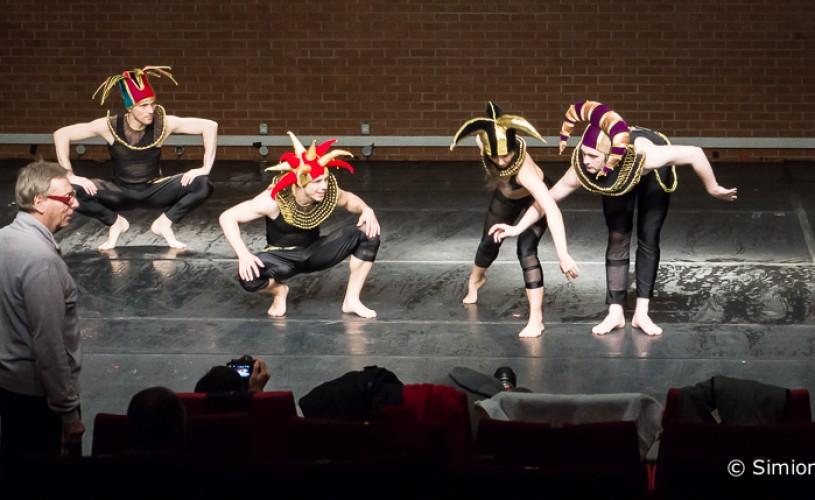 <strong>Folia, Shakespeare &#038; Co</strong>. Gigi Căciuleanu aduce nebunia dansului la Metropolis