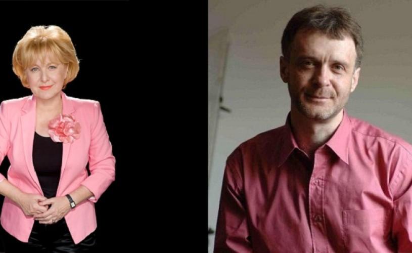 Sorin Lavric, invitatul Eugeniei Vodă la Profesioniştii – sâmbătă, 26 aprilie, de la 22.00
