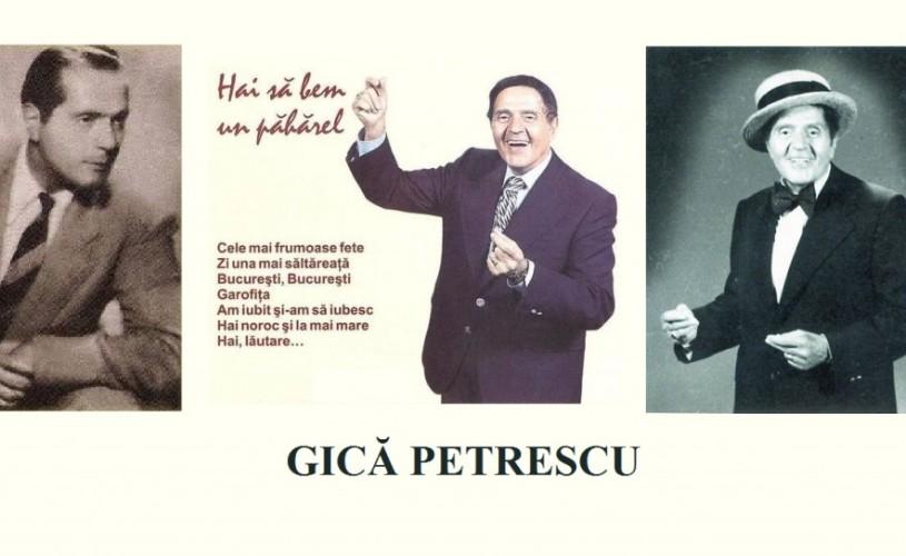 Gica Petrescu – ŞTIAŢI CĂ…