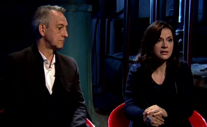Laura Coroianu şi Guido Janssens, despre culisele concertelor din România