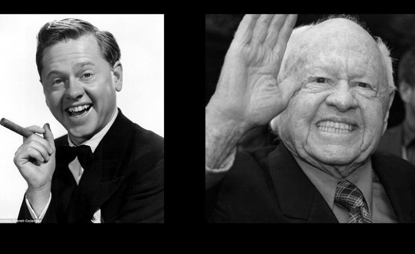 Ne-a părăsit Mickey Rooney. Actorul avea 93 de ani