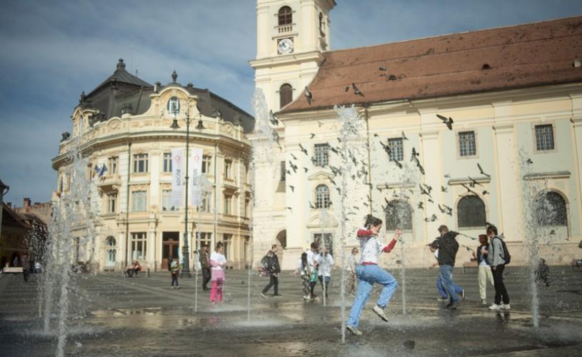 3400 de persoane au respirat teatru la Sibiu