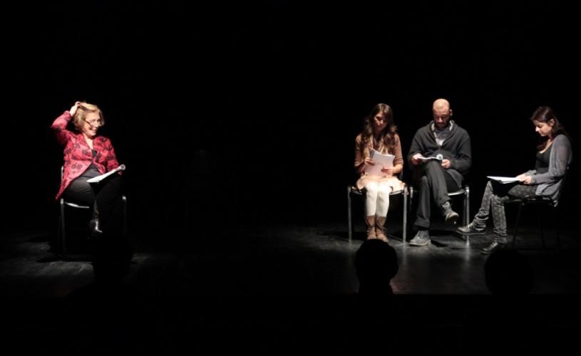 Spectacolul începe cu o lectură, ediţia a II-a, la Nottara