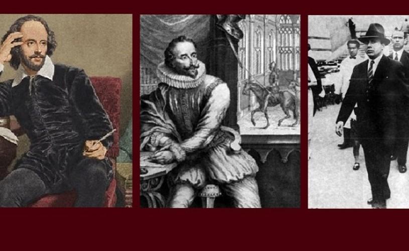 Shakespeare, Cervantes & Gib Mihăescu – ŞTIAŢI CĂ