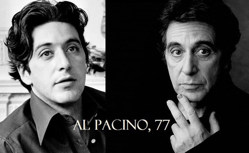Al Pacino, 77!