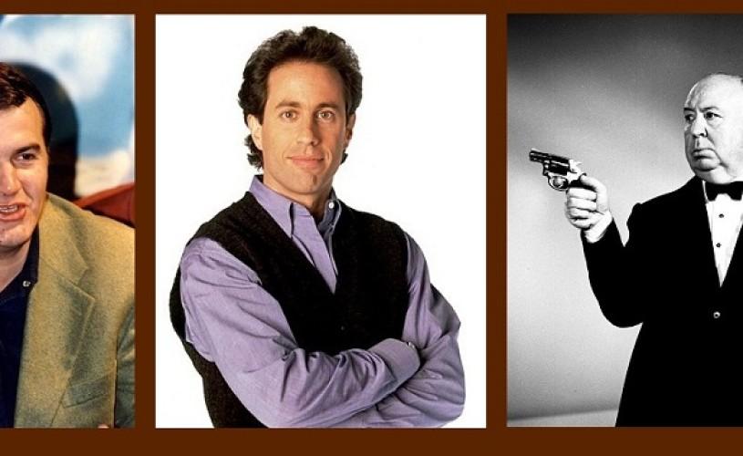 Florin Calinescu, Jerry Seinfeld & Alfred Hitchcock – ŞTIAŢI CĂ…