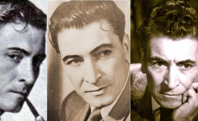 "<strong>George Vraca</strong>. Viaţa actorului ""frumos ca un zeu"""