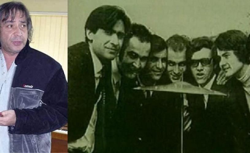 Romeo Vanica, membru fondator al trupei Mondial, a murit la 69 de ani