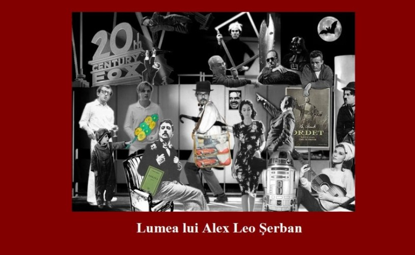 Seară Alex. Leo Şerban, la Institutul Francez
