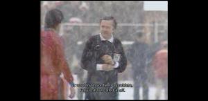 """Porumboiu Jr, tachinat de Porumboiu Sr.: """"Când o să faci şi tu un film serios, cu emoţie?"""""""