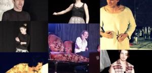Șapte actori, un singur interviu
