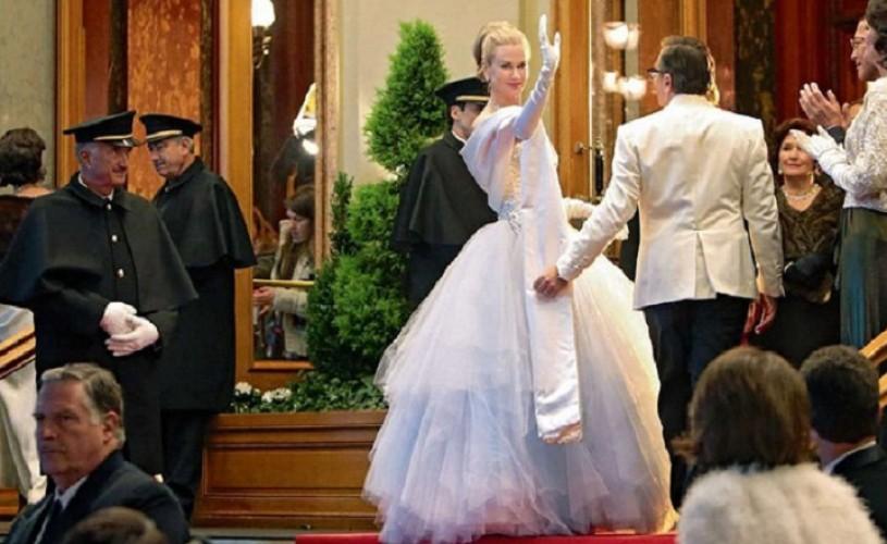Grace of Monaco, primit cu râsete, ironii şi critici