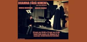 Rodica Mandache şi Marius Manole, în Doamna fără nimeni