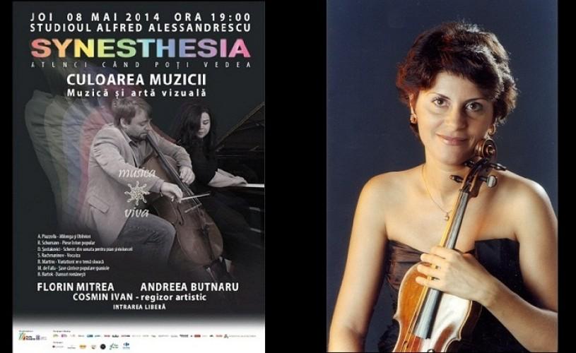Bach, Paganini, Schumann, Piazzolla – mozaic muzical în la Sala Radio