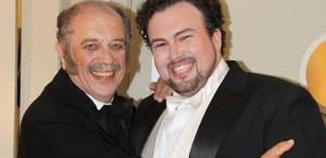 Tenorul Ștefan Pop cântă împreună cu Leo Nucci la Opera din Menorca, Spania