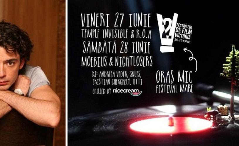 Dan Bordeianu, gazda Festivalului de Film Victoria