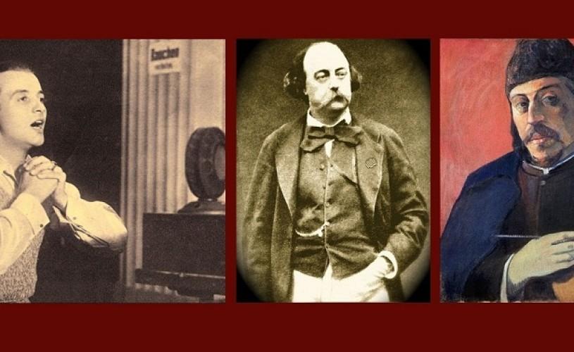 Cristian Vasile, Flaubert & Gauguin – ŞTIAŢI CĂ…