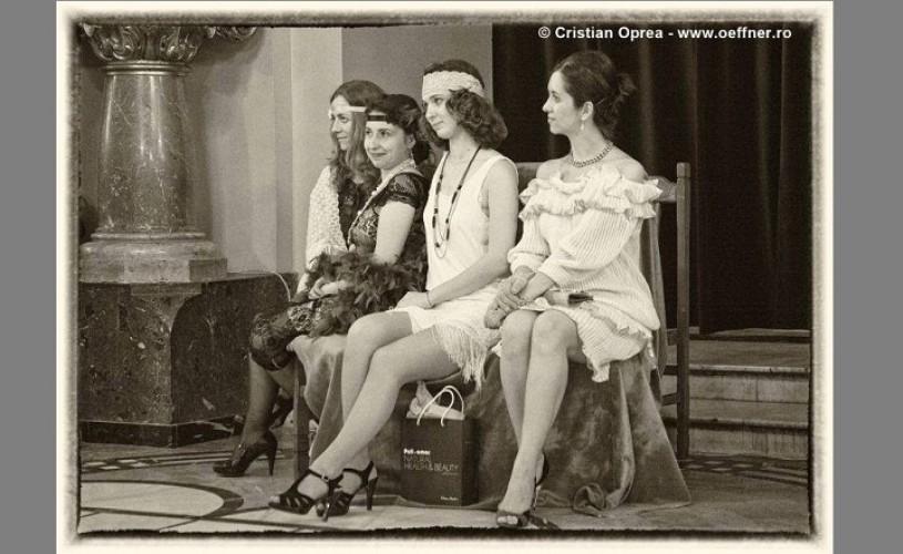 Balul Bucurestiului Interbelic – perla Lunii Bucureștilor