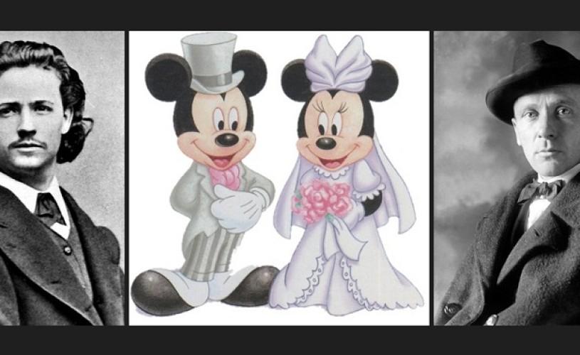 Grigorescu, Bulgakov, Mickey & Minnie Mouse – ŞTIAŢI CĂ…