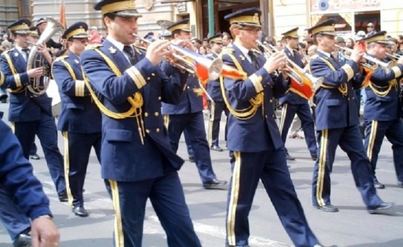Ziua Europei, în Bucureşti – Festivalul Muzicilor de Fanfară