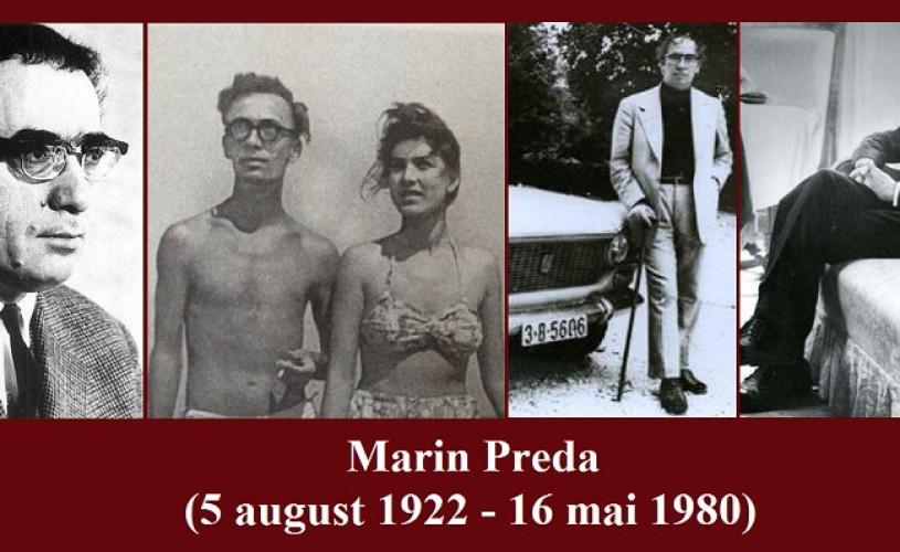 34 de ani de la moartea lui Marin Preda – ŞTIAŢI CĂ…