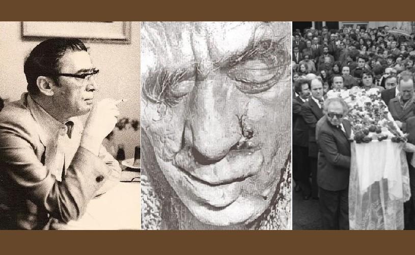 37 de ani de la moartea lui Marin Preda