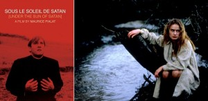 Gerard Depardieu, în Sub soarele lui Satan, la Filmul de artă