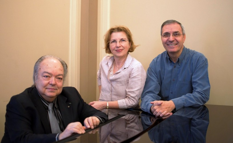 Haydn şi Schubert, aduşi de Trio Pro Arte pe scena Ateneului Român