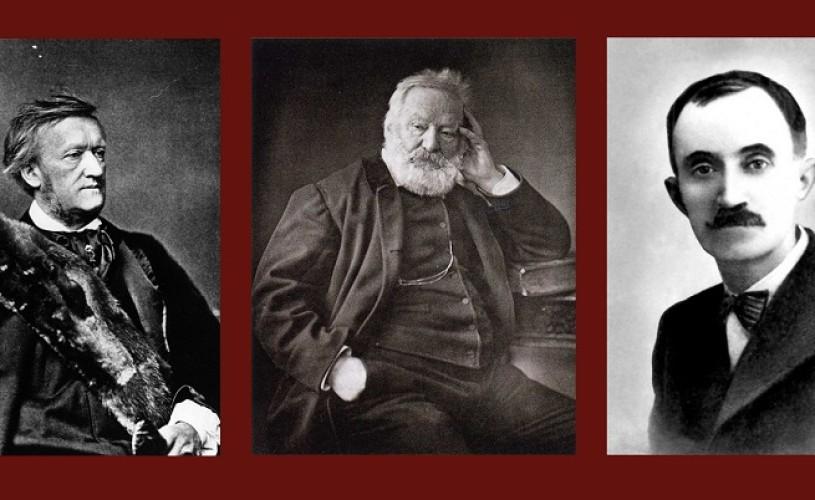 Wagner, Victor Hugo & Bacovia – ŞTIAŢI CĂ…
