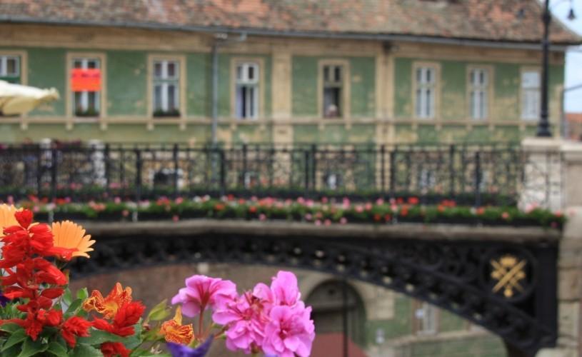 Sibiul magnific. Un video prezintă poarta de intrare în Paradis
