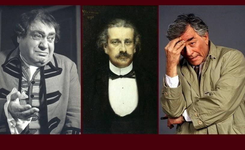 Alexandru Giugaru, Odobescu şi Peter Falk – 23 iunie