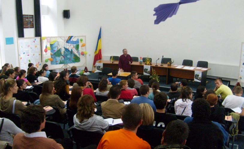 Conferință despre echilibru, cu Dan C. Mihăilescu