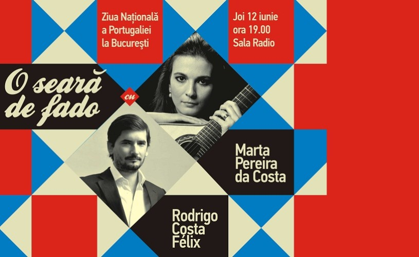 Seară de fado, de Ziua Naţională a Portugaliei