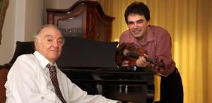 Valentin Gheorghiu și Gabriel Croitoru, la Sala Radio