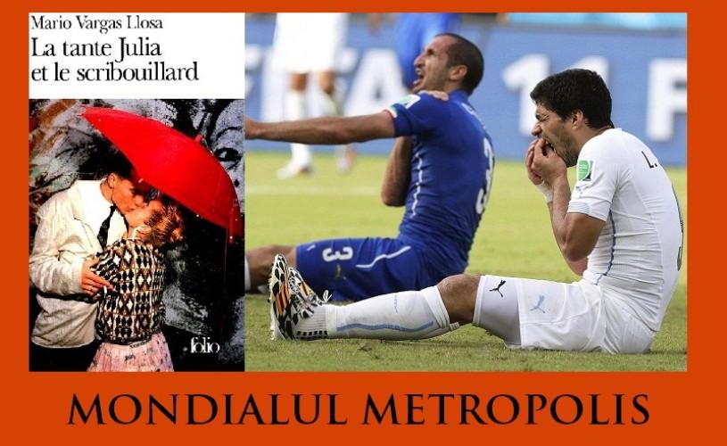 Mătuşa Italia şi condeierul – Mondialul Metropolis