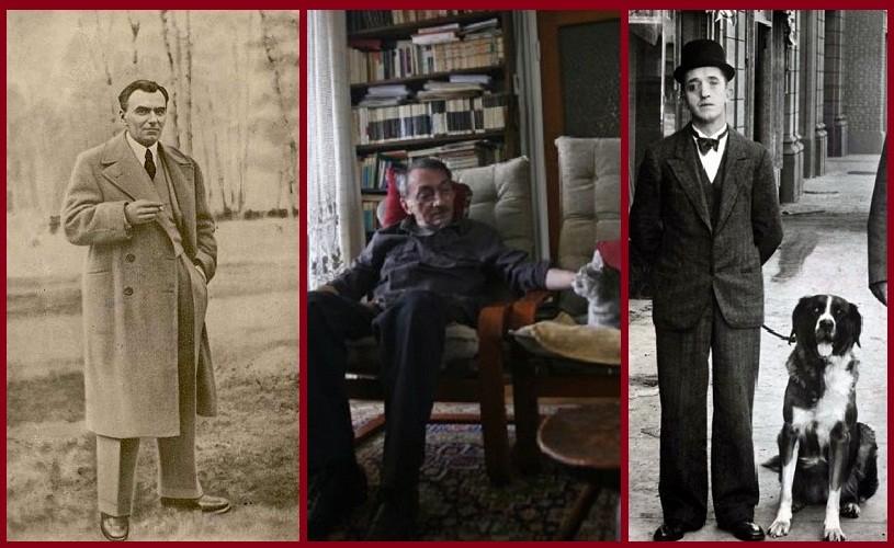 Nae Ionescu, Ștefan Agopian şi Stan Laurel – 16 iunie în cultură