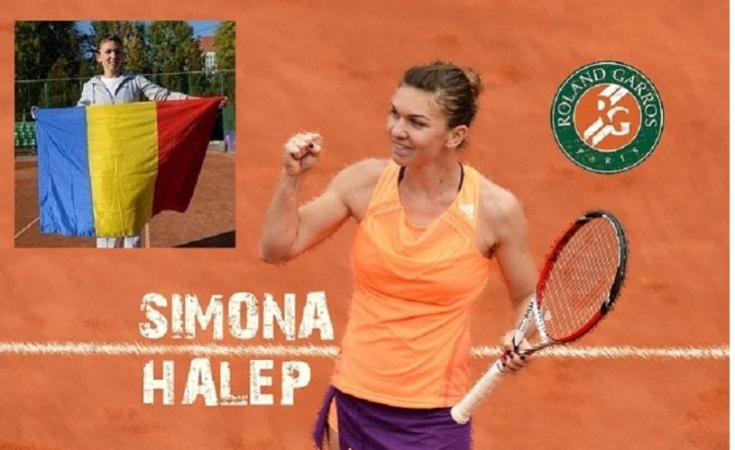 Halep – Şarapova, finala de la Roland Garros, se vede la cinematograful din Herăstrău