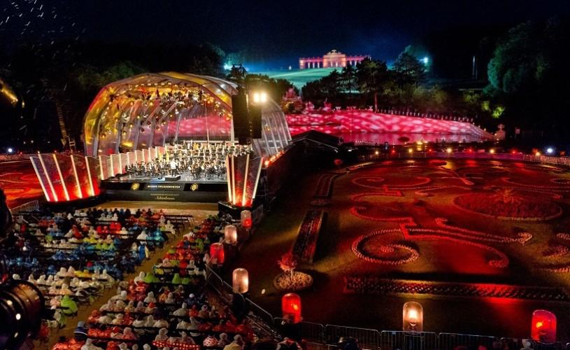 "TVR transmite ""Summer Night Concert Schönbrunn"" de la Viena"