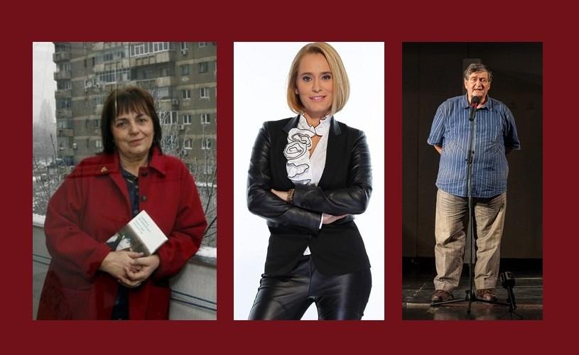 Adamesteanu, Esca şi Alex. Ştefănescu au dat lovitura la Bookfest