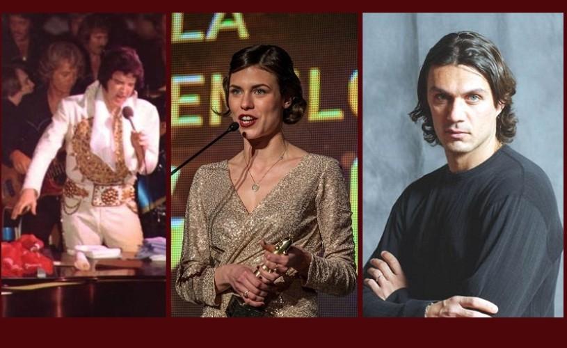 Ultimul concert al lui Elvis, Ana Ularu şi Paolo Maldini – ŞTIAŢI CĂ…?