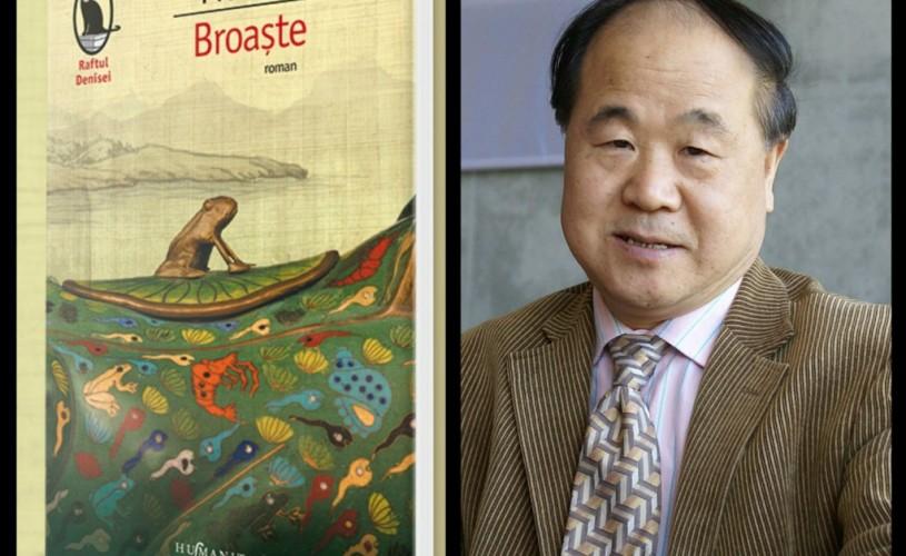 """,,Broaşte"""", un nou roman de Mo Yan, la Humanitas"""