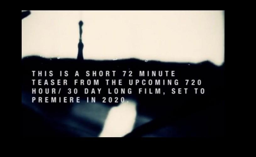 Ambiancé, cel mai lung film din istoria cinematografiei, va avea 720 de ore