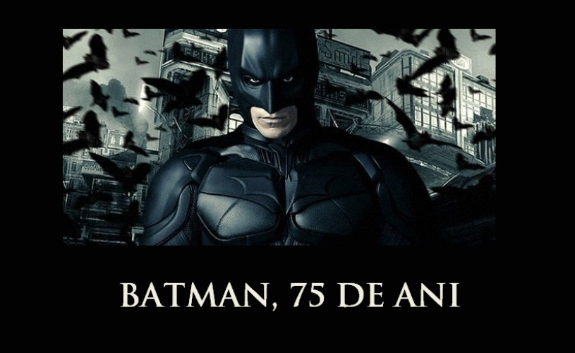 Batman, 75 de ani!