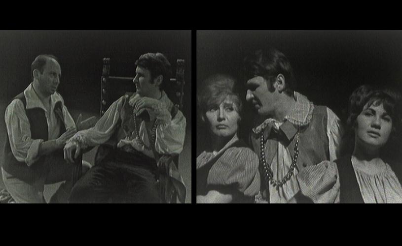 In memoriam, Matei Alexandru – Don Juan (teatru TV), cu Matei Alexandru şi Ştefan Iordache, astăzi, la TVR 2