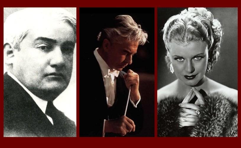 Eugen Lovinescu, Herbert von Karajan şi Ginger Rogers – 16 iulie