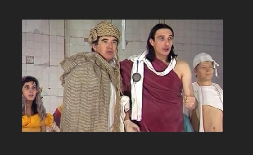 Marat Sade, teatru TV, de Ziua Franţei, la TVR 2