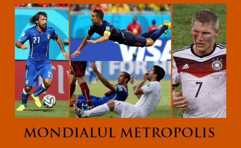 Hunting High and (Joachim) Low – Mondialul Metropolis