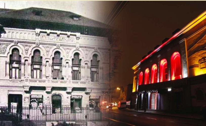 Teatrul Metropolis – album aniversar